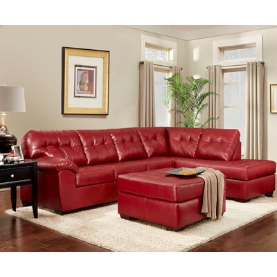 Wildon Home CST46276 31745706 Becky Sectional