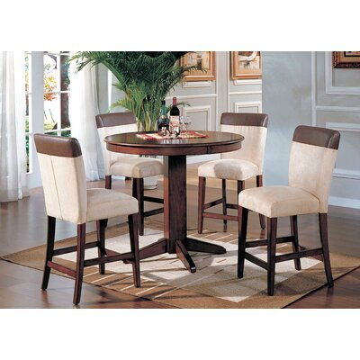 Lindemann Counter Height Pub Table Set