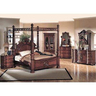 Albany 4 Drawer Standard Dresser