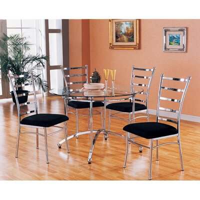 Brittany 5 Piece Dining Set