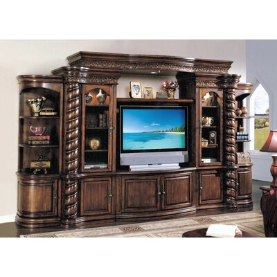 Cheap wildon home barrington home entertainment center in distressed