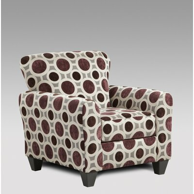 Golding Mulberry Armchair