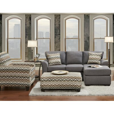 Wildon Home CST47238 Charlie Living Room Collection