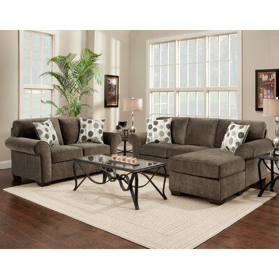 Wellsville Configurable Living Room Set