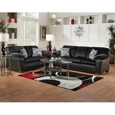 Wildon Home CST47255 Connie Living Room Collection