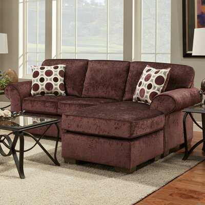 Golding Reversible Chaise Sectional