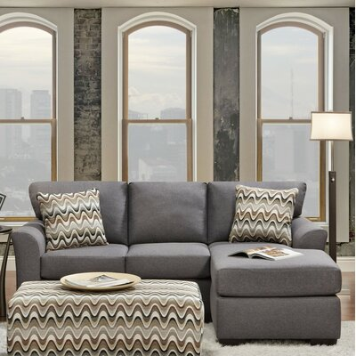 CST47238 32625403 Wildon Home Gray Sectionals