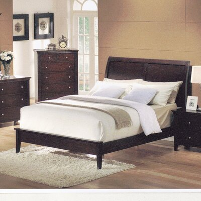 No credit check financing Platform Bed Size: California King...
