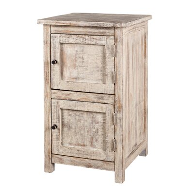 Torrance 2 Drawer Nightstand Color: Flicked Dusk