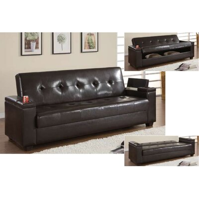 9736 CST5699 Wildon Home Klik Klak Convertible Sofa