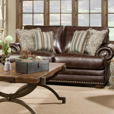 Bivens Nailhead Trim Sofa