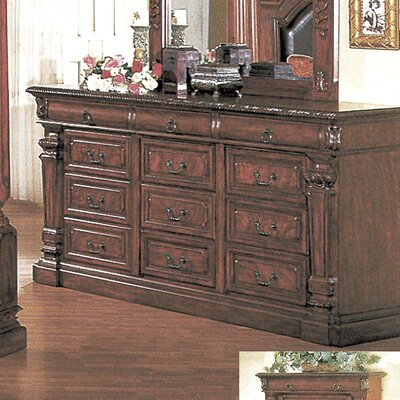 In store financing Sophie 12 Drawer Dresser...