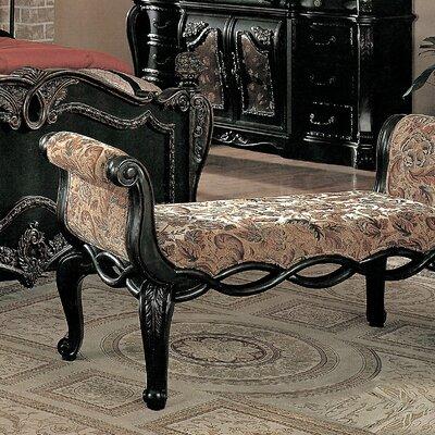 A.R.T. Grand European Wooden Bedroom Bench | Wayfair