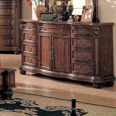 Wrigley 9 Drawer Dresser