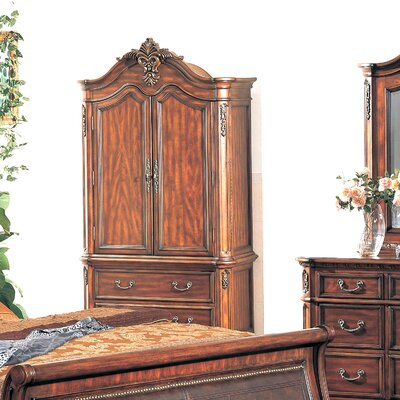 Tabitha 2 Drawer Armoire