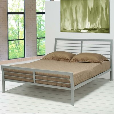 Platform Bed Size: Full/Double