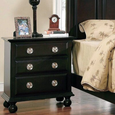 Arenzano 3 Drawer Bachelors Chest