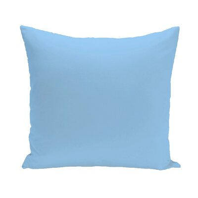Carron Solid Throw Pillow