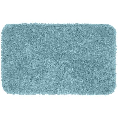 Brodersen Bath Rug Size: 30 x 50, Color: Dark Gray