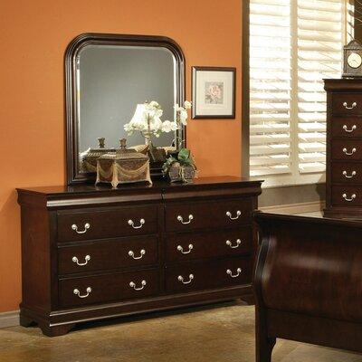 Litchfield 6 Drawer Park Dresser