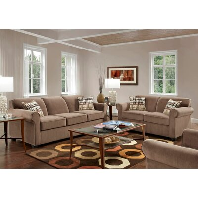 Courtlyn Sofa and Loveseat Set