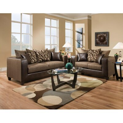 Bayard Sofa and Loveseat Set
