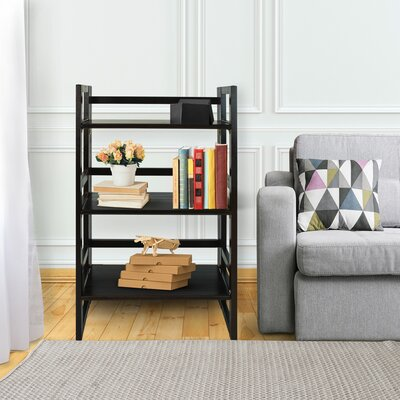 Student Folding 37 Etagere Bookcase