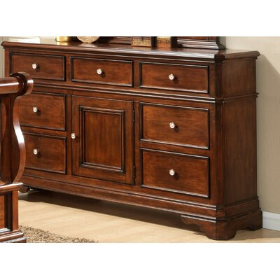 Bayliss 7 Drawer Dresser