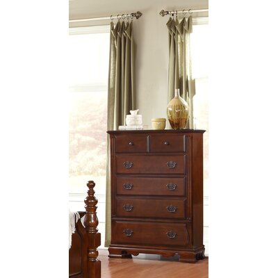 Cartago 5 Drawer Chest