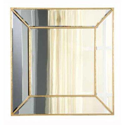 Furniture-Wildon Home Gold Wall Mirror