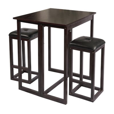 The Bay Shore 3 Piece Dining Set