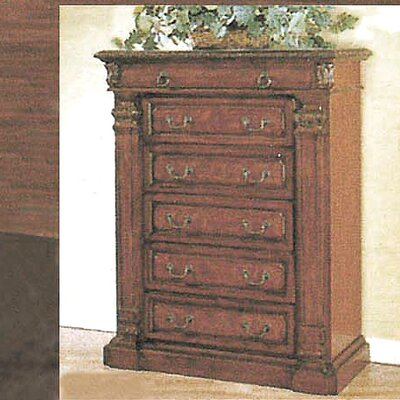 Bad credit financing Sophie 5 Drawer Chest...