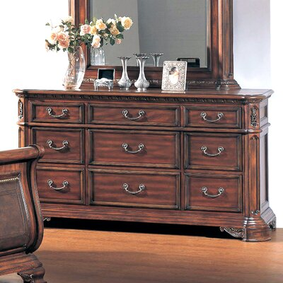 Furniture financing Tipton 9 Drawer Dresser...