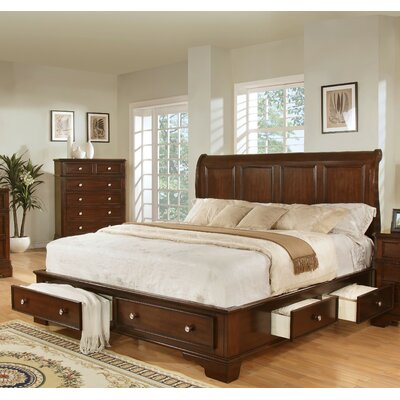 Bayliss Bed Size: King