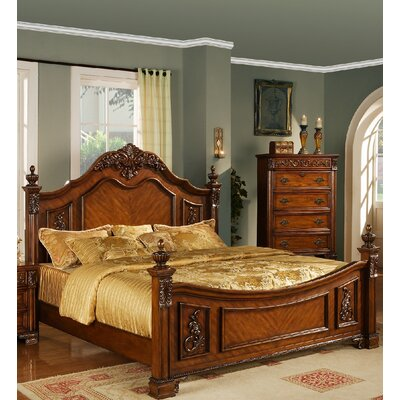 Kensington Bed Size: King