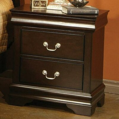 No credit financing Litchfield Park 2 Drawer Nightstand...