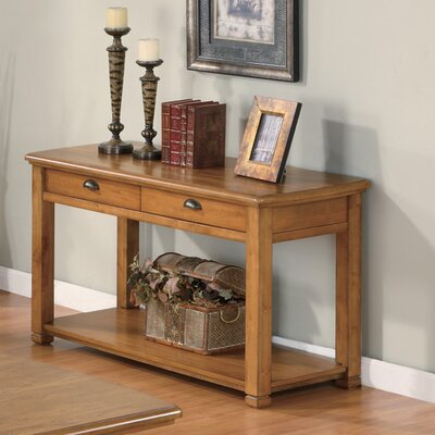 Cheap Wildon Home Altamont Sofa Table in Light Brown (CST7209)