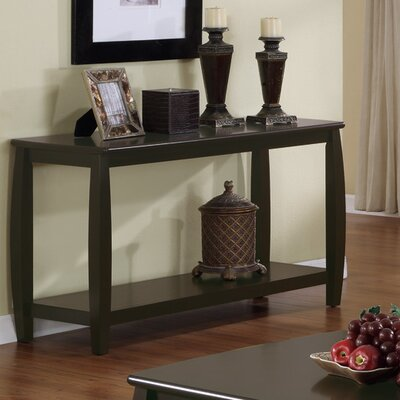 Bad credit financing Alta Console Table...
