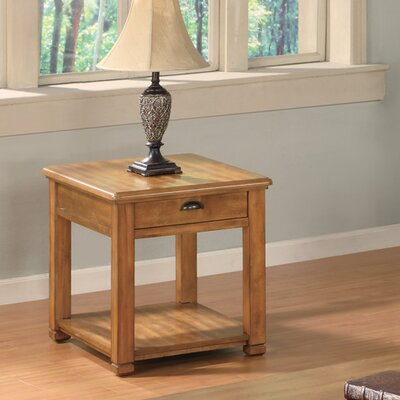 Cheap Wildon Home Altamont End Table in Light Brown (CST7211)