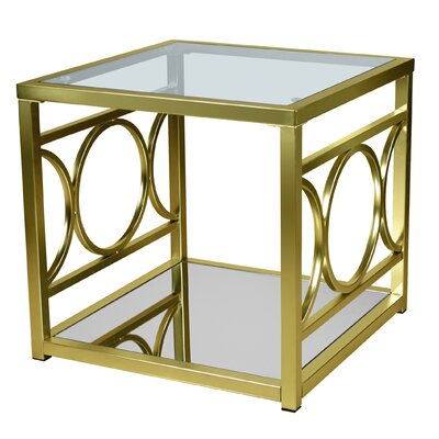 Simonne End Table