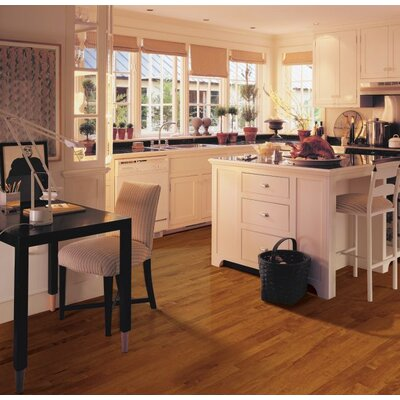 2-1/4 Solid Maple Hardwood Flooring in Cinnamon