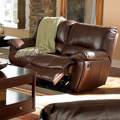 Wildon Home 711393 Bluff Reclining Loveseat
