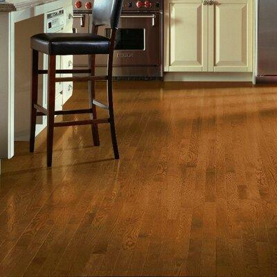 2-1/4 Solid White Oak Hardwood Flooring in Canyon
