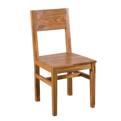 Hagerman Solid Wood Dining Chair