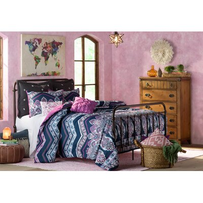 Linke Panel Bed Size: Queen