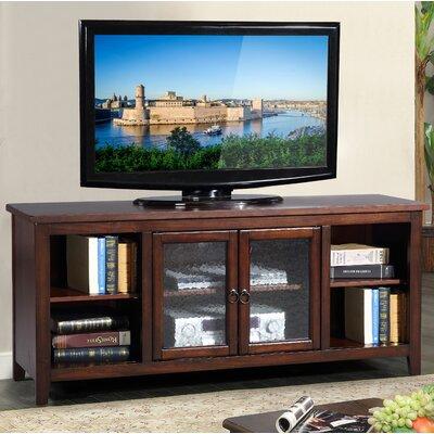Alexander Wood TV Stand