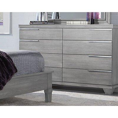 Azalea 8 Drawer Double Dresser