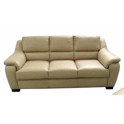 Taos Leather Sofa