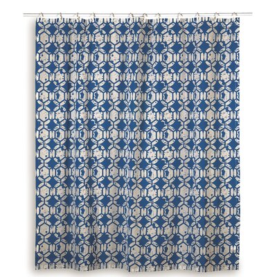 Charleen  Cotton Shower Curtain