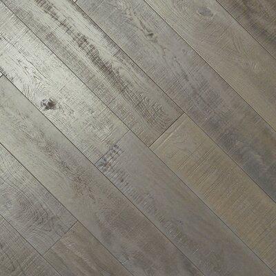 Bridgeton 7.5 Oak Hardwood Flooring in Gray